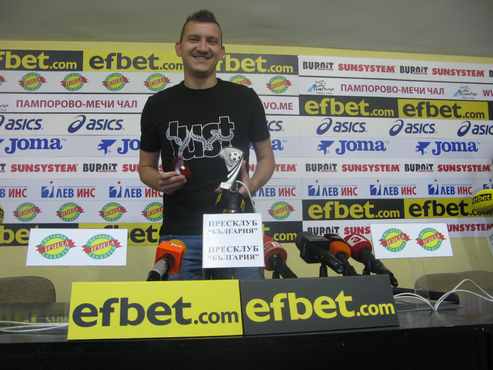 "Футболистът на август Тодор Неделев: ""Може и сега да има трансфер!"""