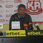 """Красимир Балъков: """"Надявам се да продължим с добрата игра досега"""""""