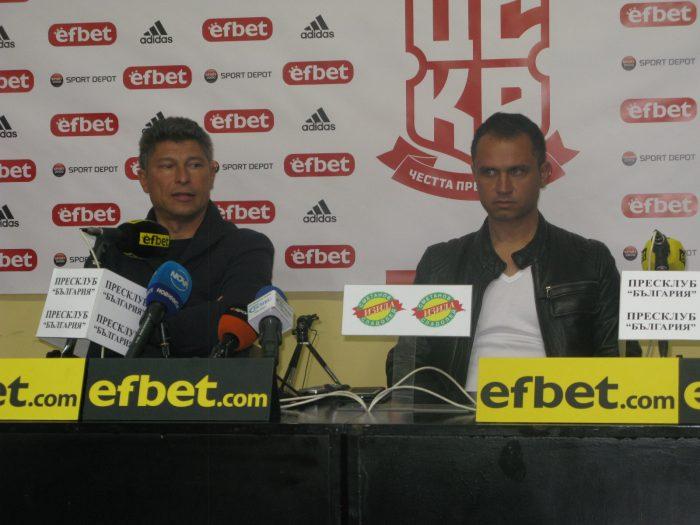 Красимир Балъков е за пълен рестарт на  българския футбол