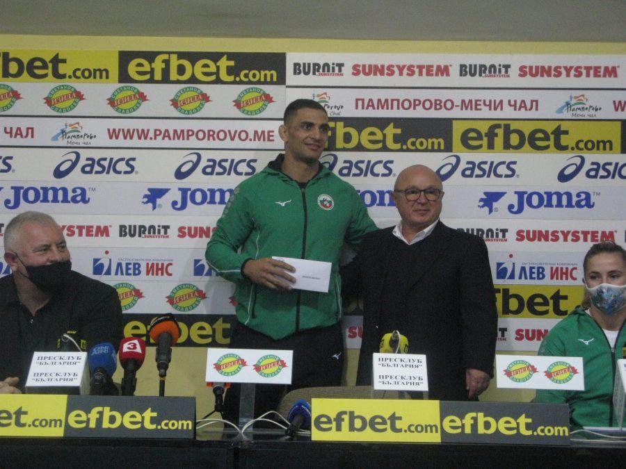 """Вицешампионът на Европа Ивайло Иванов: """"Дай боже догодина в Токио да изправя България на крака!"""""""