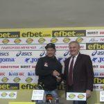 26-кратният шампион на писта Мартин Чой e Спортист №1 на октомври