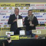 Тандемът Богдан Николов-Румен Петков покори непознати върхове в мотоциклетния спорт