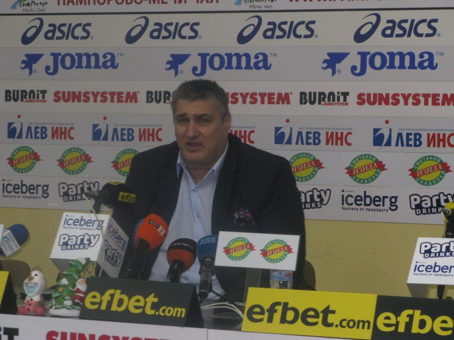 """Любо Ганев в """"Часът на шефа"""": """"Моята мечта е дом на волейбола!"""""""