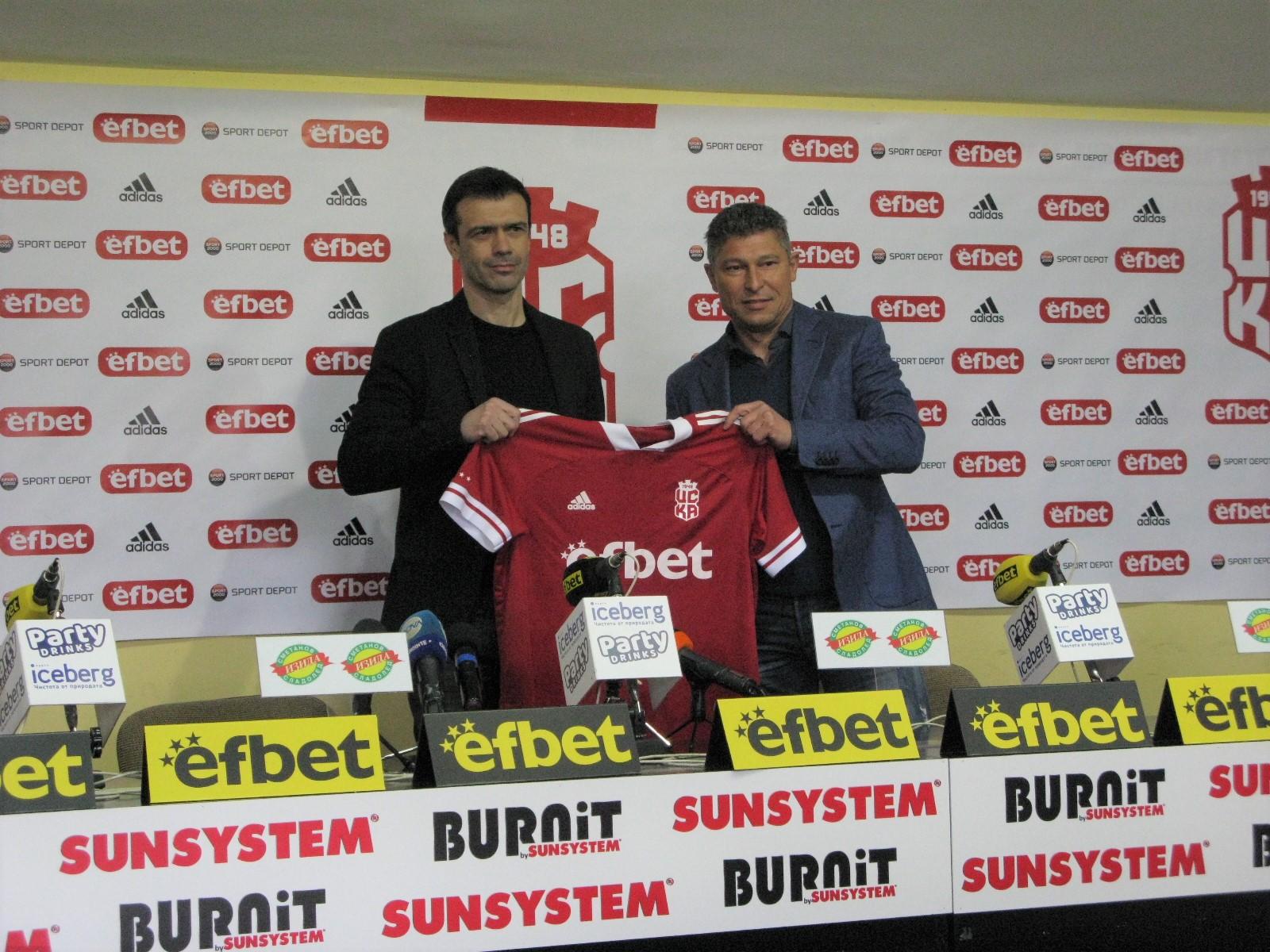 Росен Кирилов: Привлече ме идеята да работя с талантливи млади български футболисти, те ще имат бъдеще в националния отбор