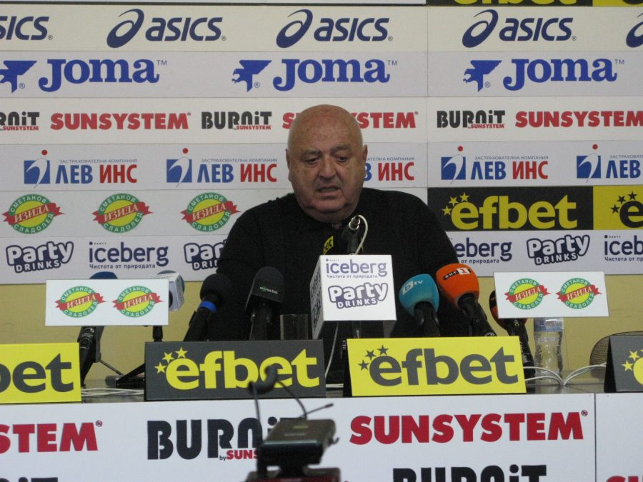 Венци Стефанов е против извънреден конгрес на БФС, иска редовен