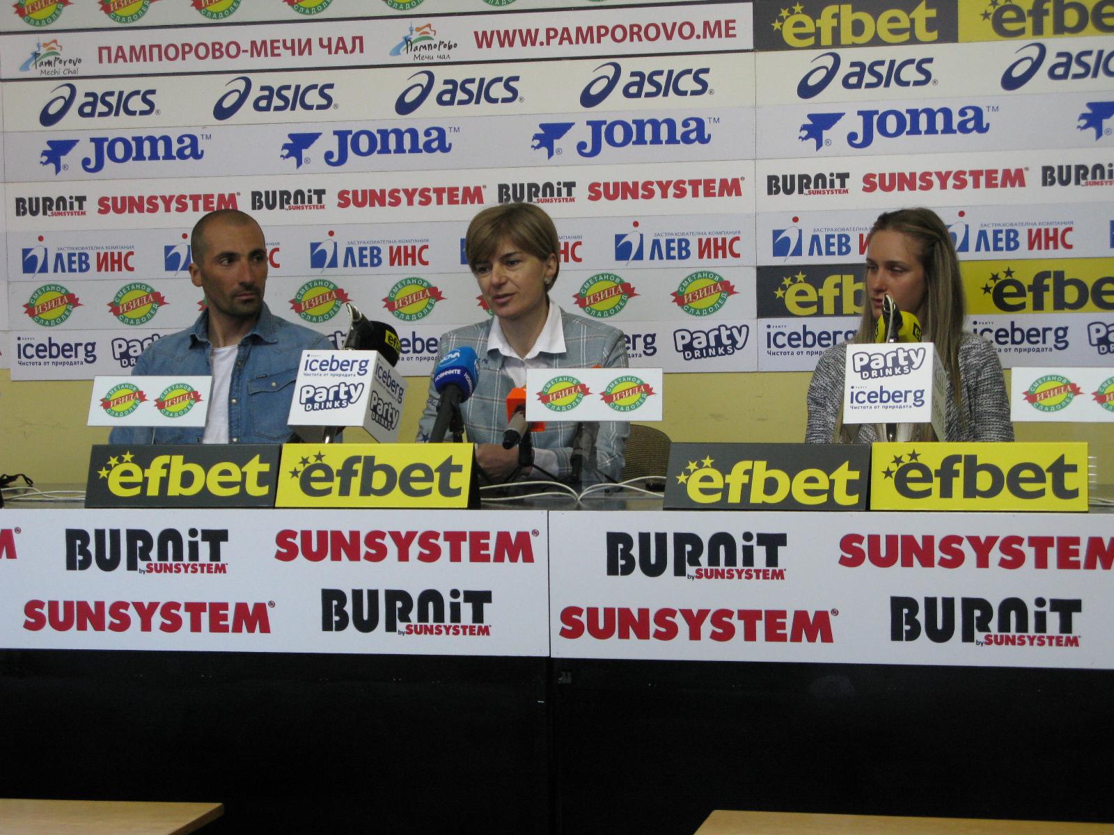 След добрия сезон Катя Дафовска очаква пълни отбори за Пекин 2022