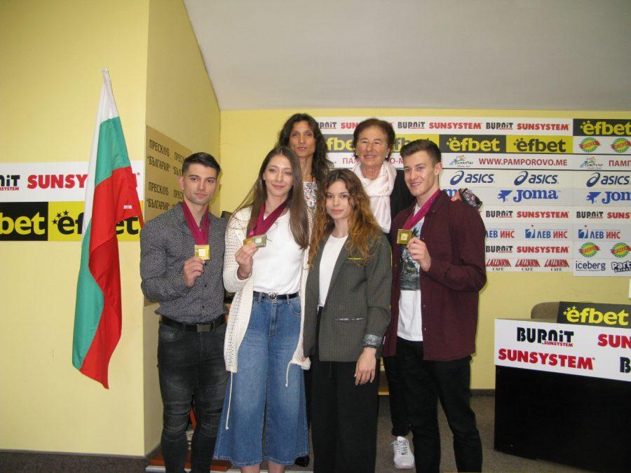 """Председателят на Съюза  по аеробика Димитрина Къндева: """"България е лидер в световната аеробика!"""""""