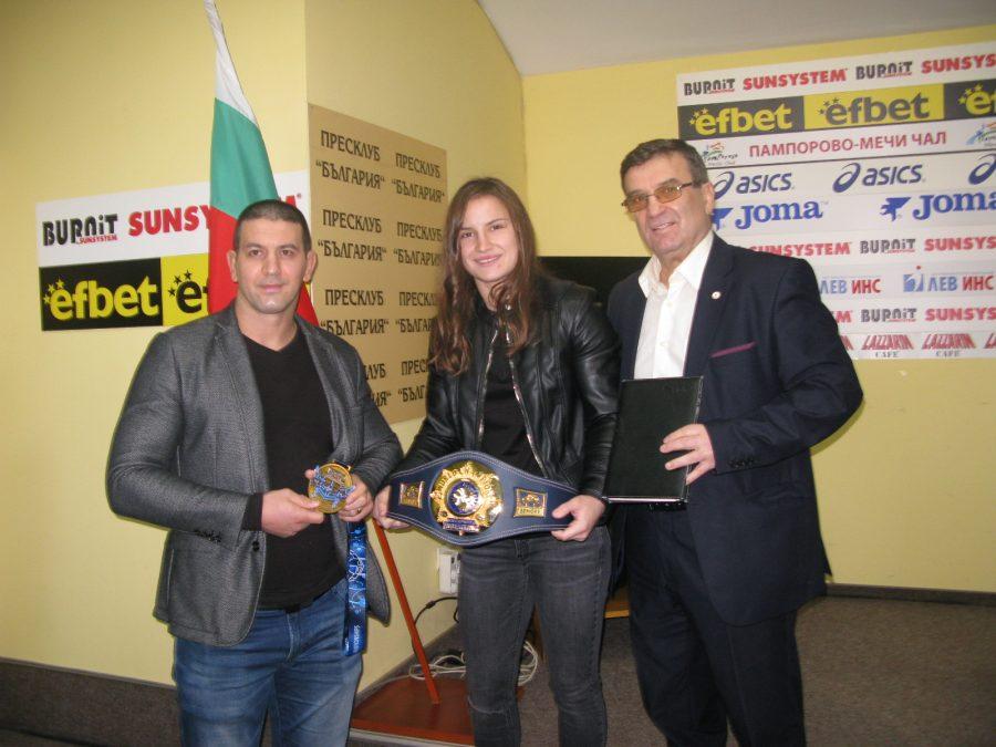 Биляна Дудова: Надявам се да мотивирам повече деца и да бъда пример за малките  шампиони